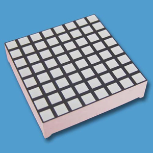 1.2 inci 8x8 warna ganda LED Dot Matrix