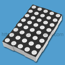 2.3 inch 5x8 Bi Warna LED Dot Matrix