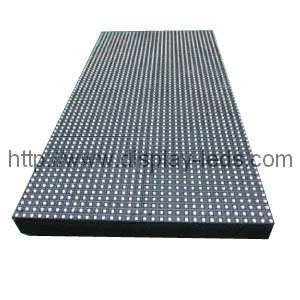 Modul Tampilan LED Indoor 64x32 warna penuh Pitch 4mm