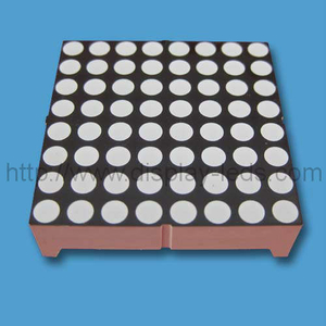1,5 inci 8x8 LED Dot Matrix